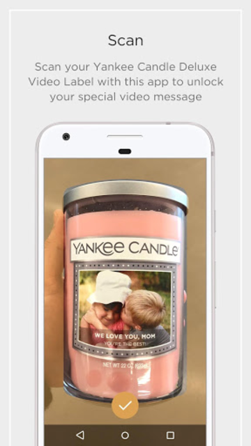 Yankee Candle Video Labels screenshot 1