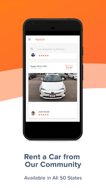 HyreCar: Rideshare Car Rentals screenshot 2