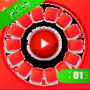 Icon for flipagram video maker + music (Slideshow Video)
