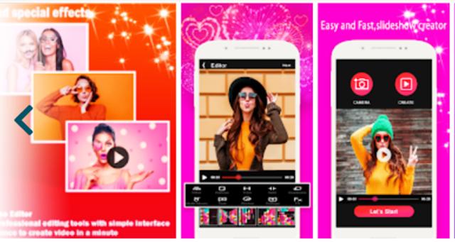 flipagram video maker + music (Slideshow Video) screenshot 1