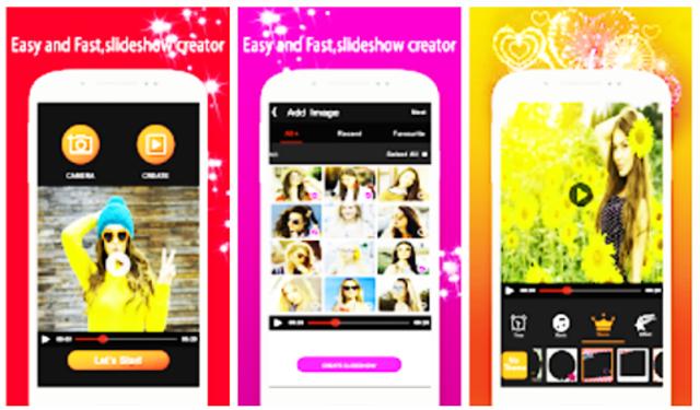 flipagram video maker + music (Slideshow Video) screenshot 2