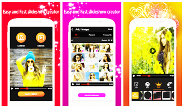 flipagram video maker + music (Slideshow Video) screenshot 4