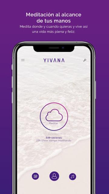 Yivana Meditación screenshot 1