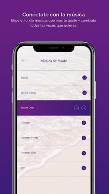 Yivana Meditación screenshot 6