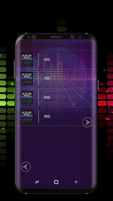 Oldies 60s 70s 80s 90s 00s Music Hits screenshot 3