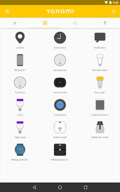 Yonomi - Smart Home Automation screenshot 8