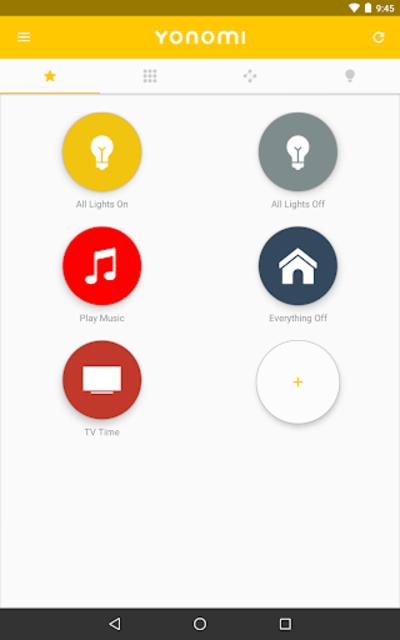 Yonomi - Smart Home Automation screenshot 9