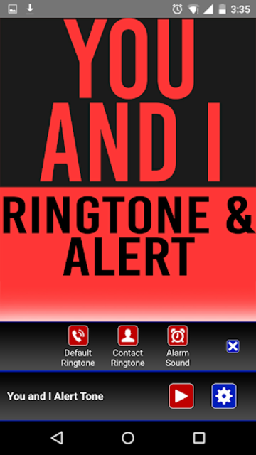 You and I Ringtone and Alert screenshot 2