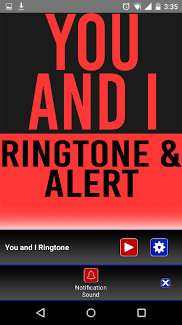 You and I Ringtone and Alert screenshot 3