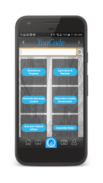 YouCode - Law Library App for New York screenshot 2