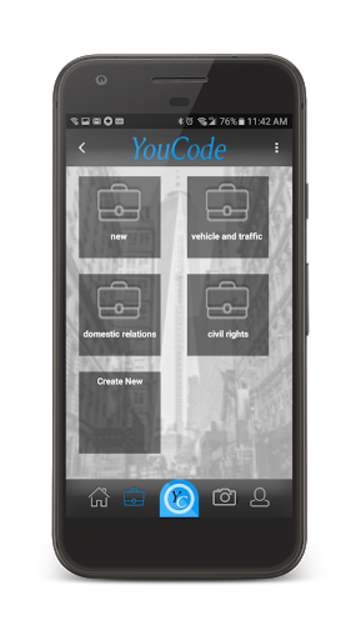 YouCode - Law Library App for New York screenshot 3