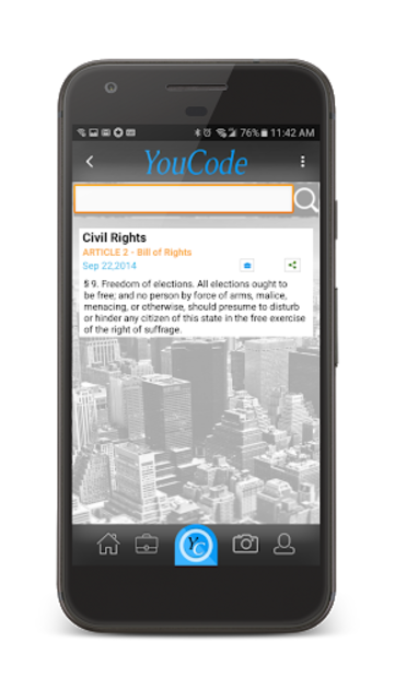 YouCode - Law Library App for New York screenshot 5