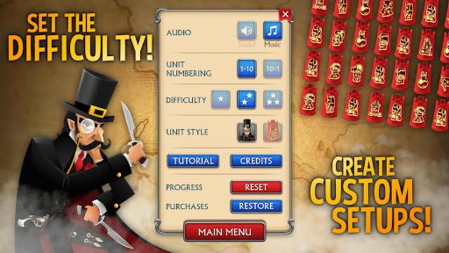 Stratego® Single Player screenshot 8