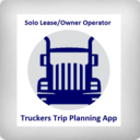 Icon for Truckers Trip Planning App (Solo Owner Operators)