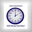 Icon for HOS Recap Calculator (Solo Drivers)