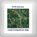 Icon for Profit and Loss Spreadsheet (Load Comparison App)