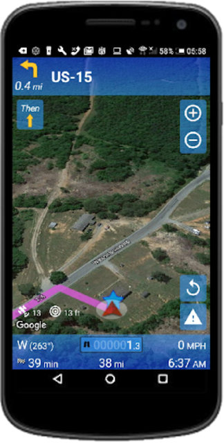Truckers Trip Planning App (Solo Company Drivers ) screenshot 8
