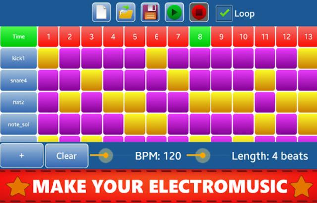 Make Beats - Drum Pad (MP3 & WAV) screenshot 4