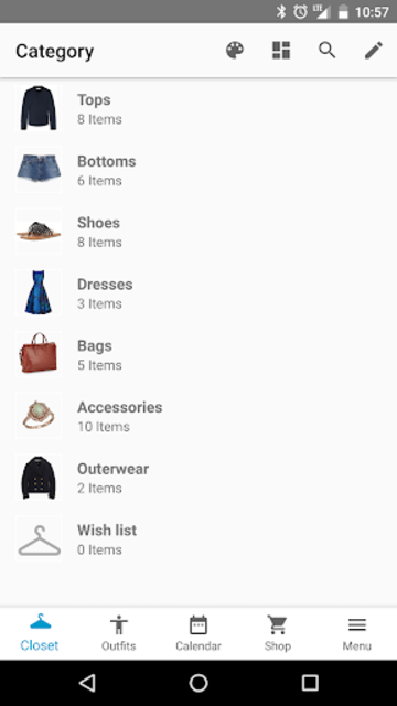 Your Closet - Smart Fashion screenshot 1