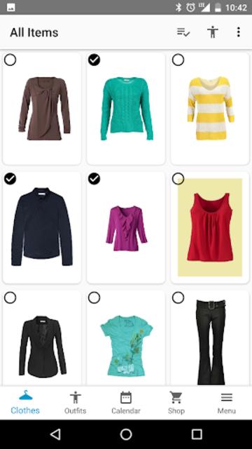 Your Closet - Smart Fashion screenshot 3
