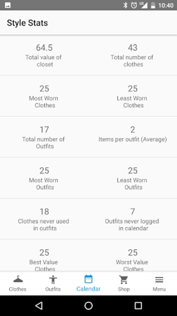 Your Closet - Smart Fashion screenshot 7