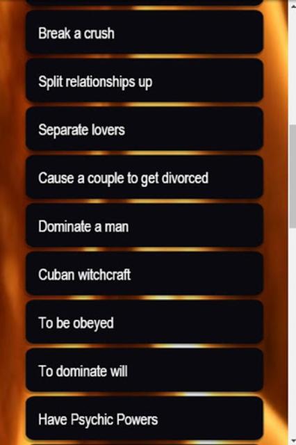 Black Magic Spells screenshot 3