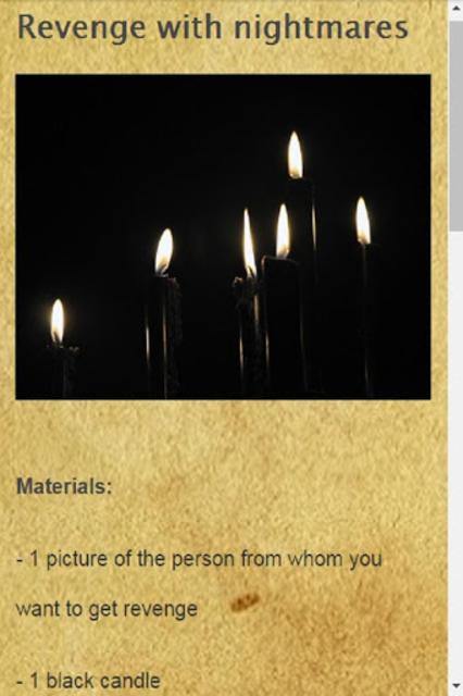 Black Magic Spells screenshot 19