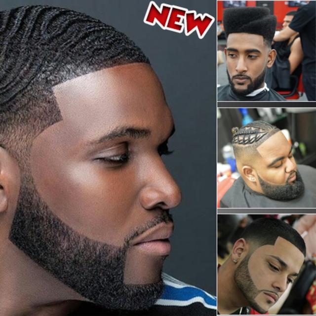 Black Man Beard Styles screenshot 1