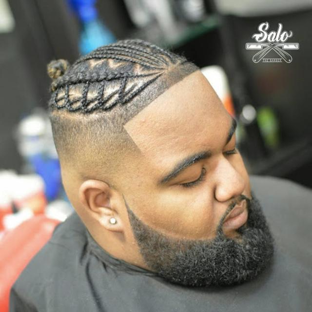 Black Man Beard Styles screenshot 3