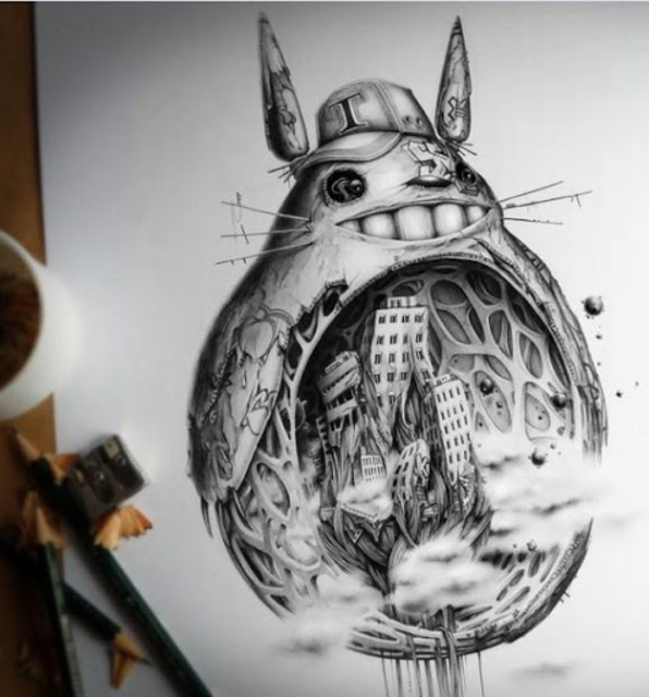 Pencil Sketch Drawing Ideas screenshot 4