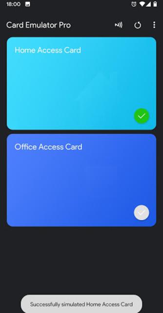 NFC Card Emulator Pro (Root) screenshot 2