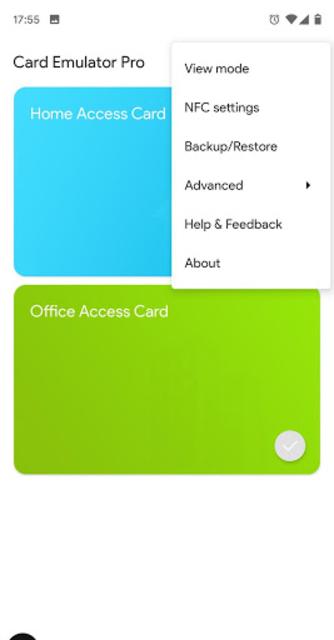 NFC Card Emulator Pro (Root) screenshot 5