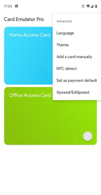 NFC Card Emulator Pro (Root) screenshot 6