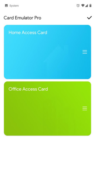 NFC Card Emulator Pro (Root) screenshot 7
