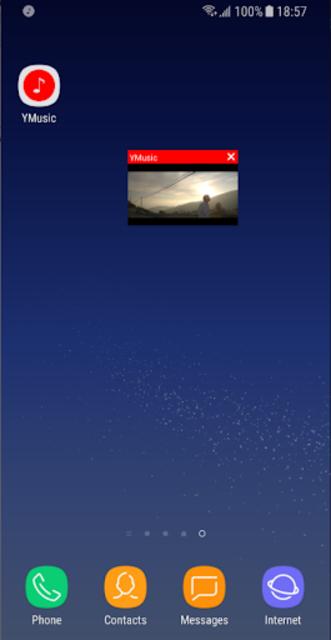 YMusic: Free YouTube music player, streaming screenshot 3