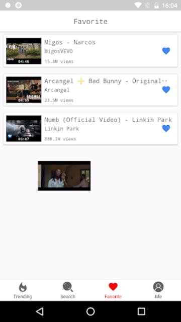 YMusic: Free YouTube music player, streaming screenshot 5