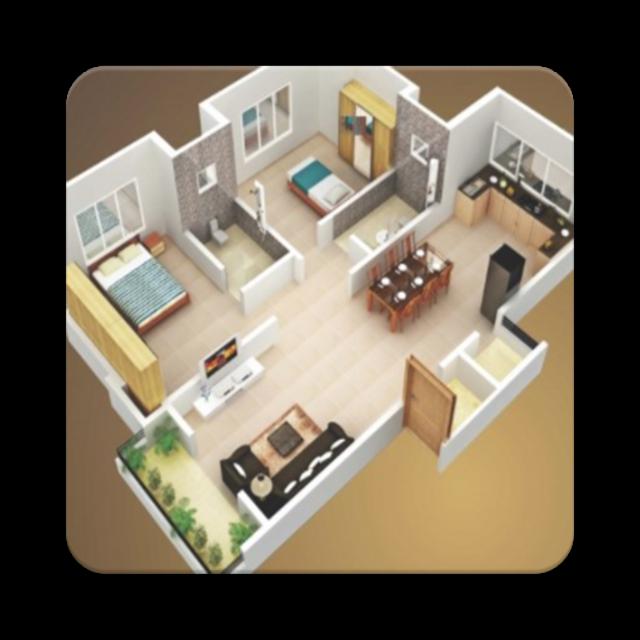 Denah Rumah Minimalis 2019 screenshot 1