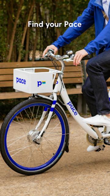 Pace Bike Share screenshot 1