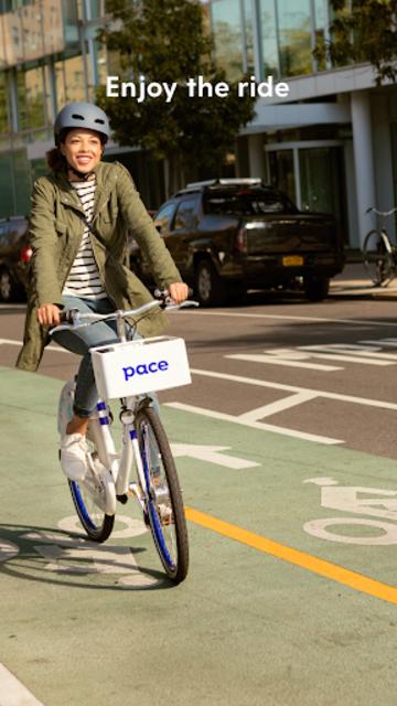 Pace Bike Share screenshot 3