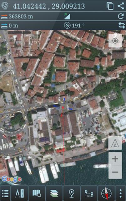 Mgrs & Utm Map Pro screenshot 8