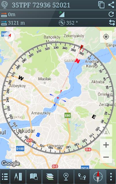 Mgrs & Utm Map Pro screenshot 7