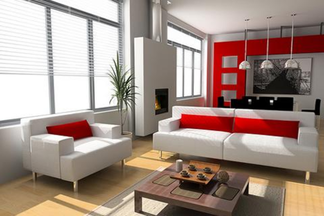 Living Room Decorating Ideas screenshot 2