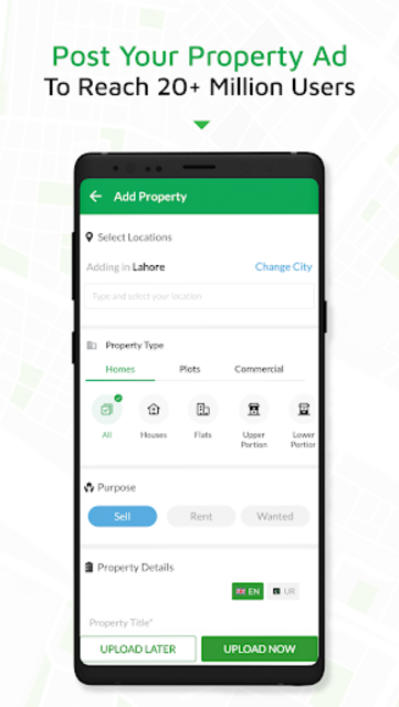 Zameen - No.1 Property Search and Real Estate App screenshot 2