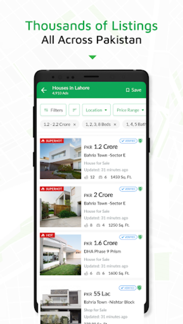 Zameen - No.1 Property Search and Real Estate App screenshot 4