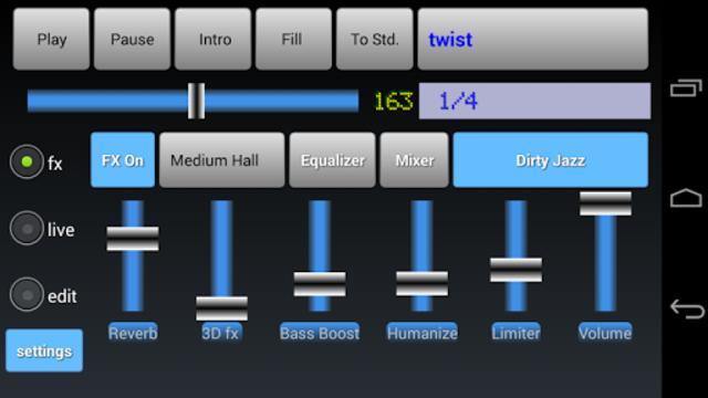 Drummer Friend - Drum Machine screenshot 2