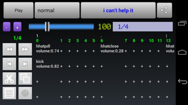 Drummer Friend - Drum Machine screenshot 5