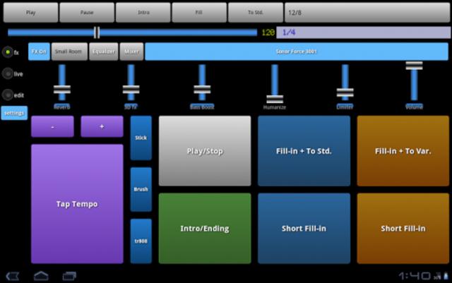 Drummer Friend - Drum Machine screenshot 9