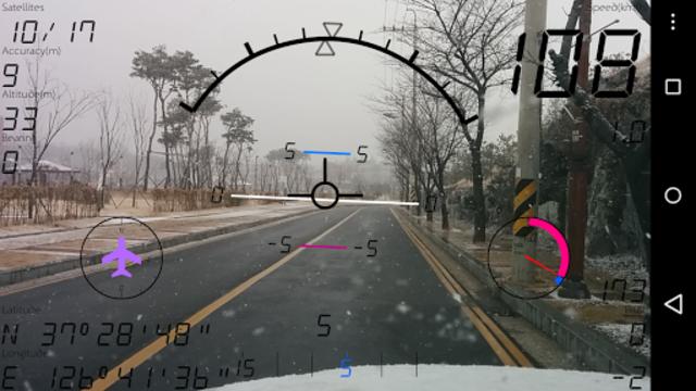 Dashboard Air Pro screenshot 1