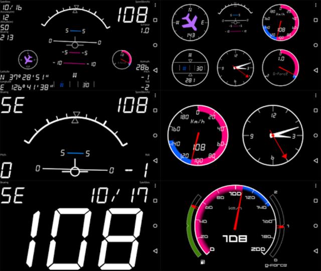 Dashboard Air Pro screenshot 3