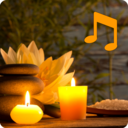 Icon for Spa music and relax music. Spa relaxation